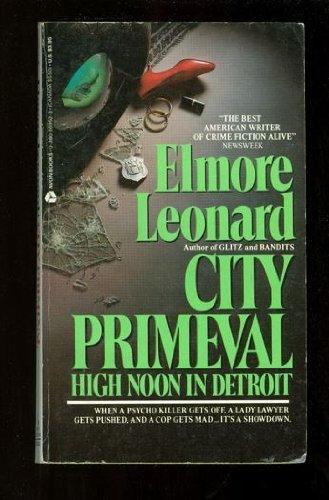 9780380569526: City Primeval