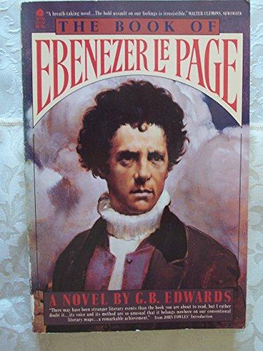 The Book of Ebenezer Le Page: Edwards, G.B.