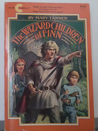 The Wizard Children of Finn: Tannen, Mary