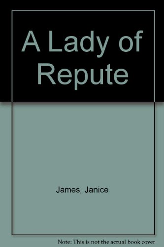 9780380577866: A Lady of Repute