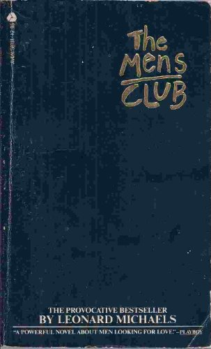 9780380581313: Title: The Mens Club