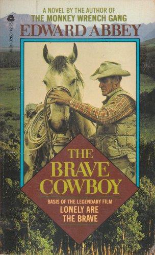 9780380589661: Title: BRAVE COWBOY