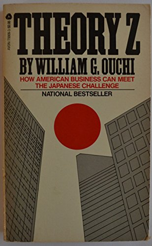 Theory Z: William G. Ouchi