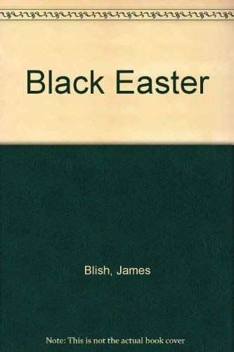 9780380595686: Black Easter