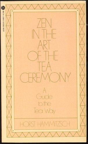 Zen in the Art of the Tea Ceremony: Hammitzsch, Horst