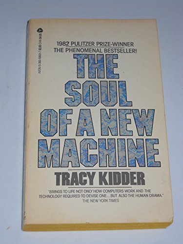 9780380599318: Soul of a New Machine