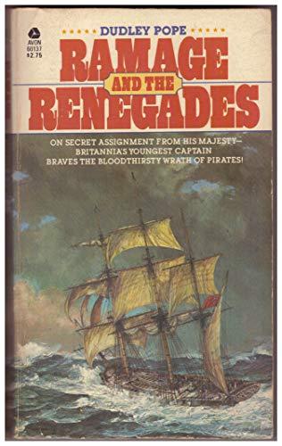 9780380601370: Ramage & the Renegades