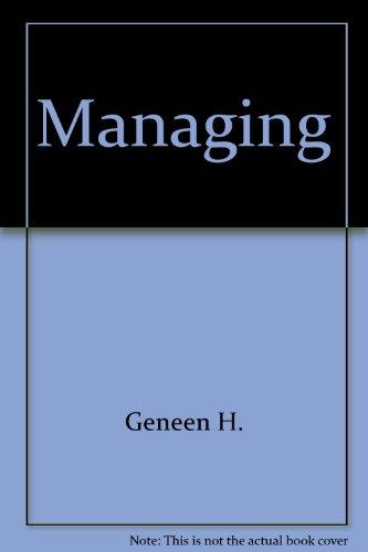 9780380607600: Managing