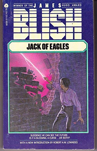 Jack of Eagles (0380611503) by James Blish