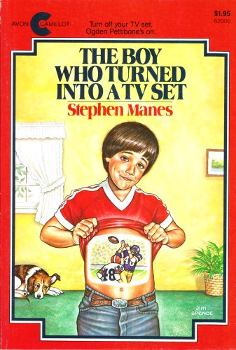 The Boy Who Turned into a TV Set: Manes, Stephen