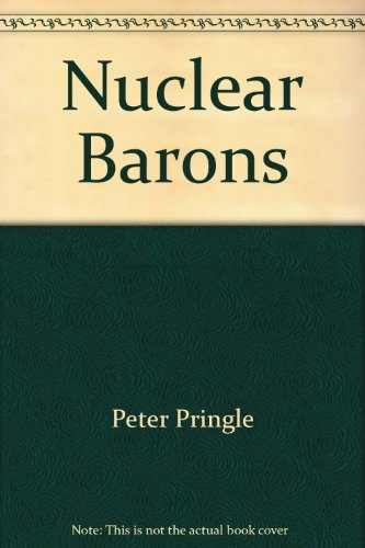 9780380623648: The Nuclear Barons