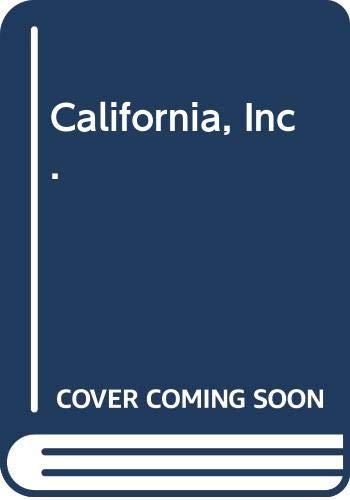 9780380623983: California, Inc.