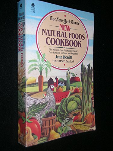 New Natural Foods Cookbook - The New York Times