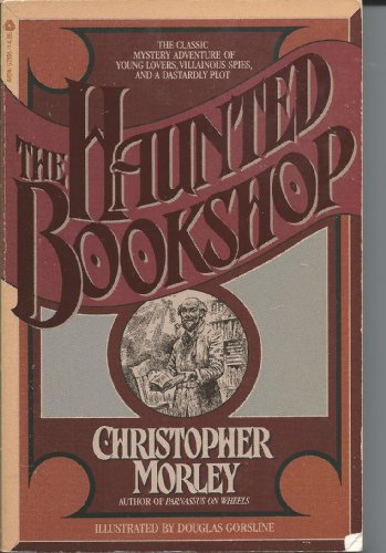 The Haunted Bookshop: Morley, Christopher