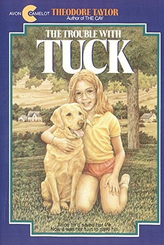 9780380627110: The Trouble with Tuck (Avon Camelot Books)