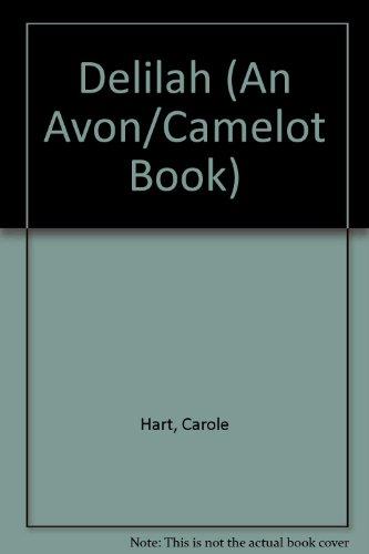 9780380627295: Delilah (An Avon/Camelot Book)