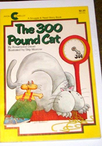 9780380627455: The 300 Pound Cat