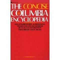 Concise Columbia Encyclopedia: Columbia University Press