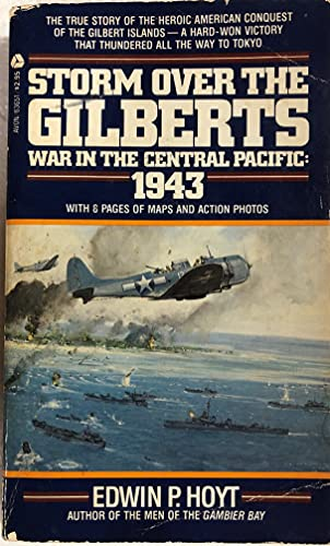 9780380636518: Storm over the Gilberts: War in the Central Pacific : 1943