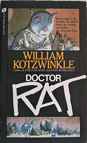9780380639908: Doctor Rat
