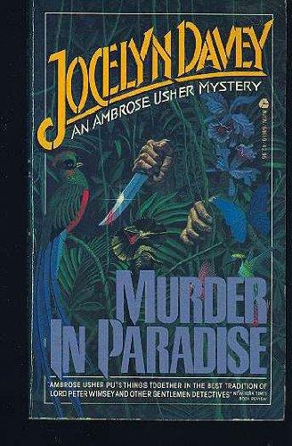 Murder in Paradise: Davey, Jocelyn
