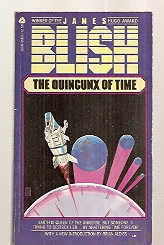 Quincunx of Time: James Blish