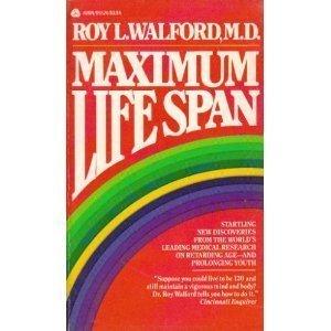 9780380655243: Maximum Life Span