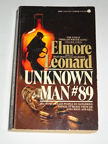9780380670413: Unknown Man #89