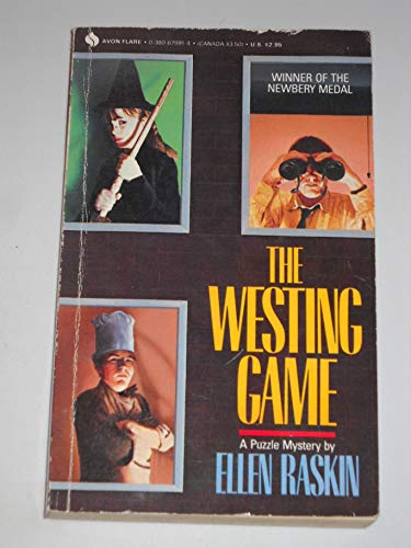 9780380679911: The Westing Game: A Puzzle Mystery (An Avon Flare Book)