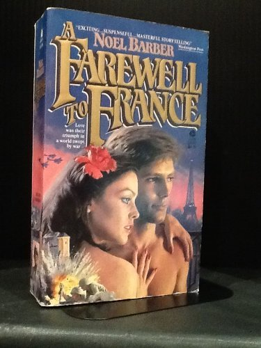 9780380680641: A Farewell to France