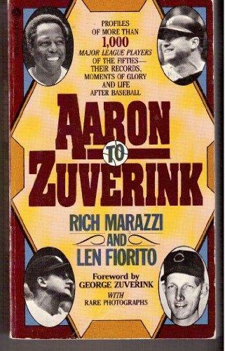 Aaron to Zuverink : Baseball Players of: Len Fiorito; Richard