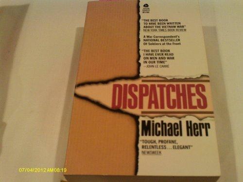 9780380688333: Dispatches