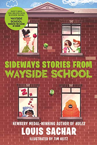 9780380698714: Sideways Stories from Wayside School