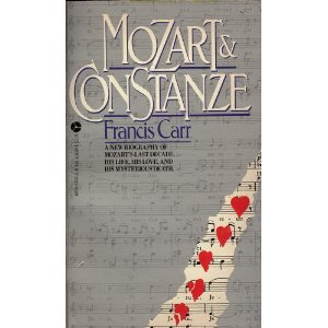 9780380698844: Mozart and Constanze