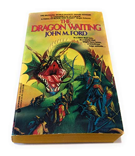 9780380698875: Dragon Waiting: A Masque of History