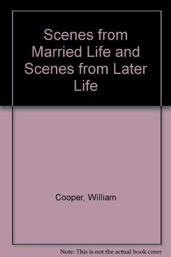 9780380698967: Scenes from Married Life and Scenes from Later Life