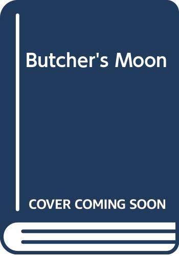 9780380699070: Butcher's Moon