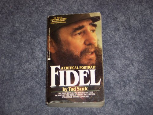 9780380699568: Fidel: A Critical Portrait