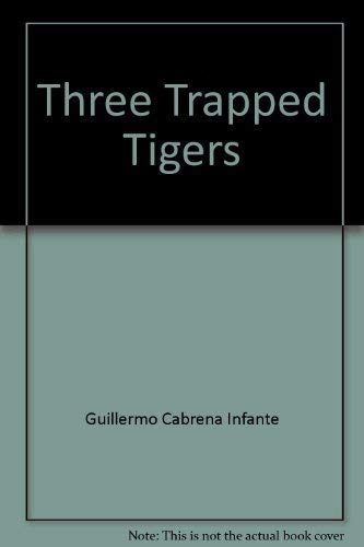9780380699643: Three Trapped Tigers