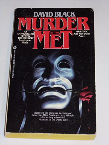 Murder at the Met: Black, David