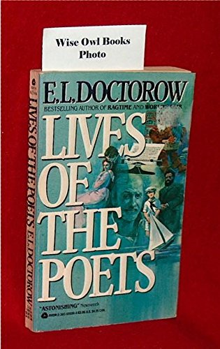9780380699964: Lives of the Poets