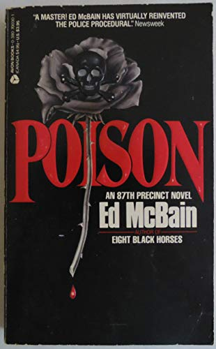 Poison: An 87th Precinct Novel: McBain, Ed