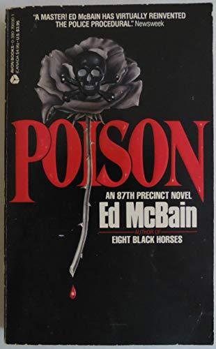 9780380700301: Poison: An 87th Precinct Novel