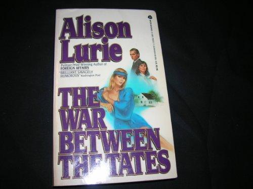 9780380700721: The War Between the Tates