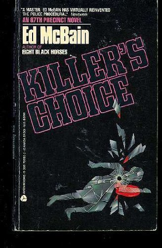 9780380700837: Killer's Choice