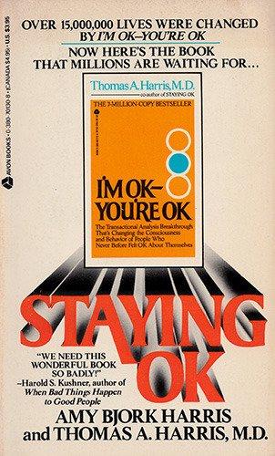 9780380701308: Staying O.K.