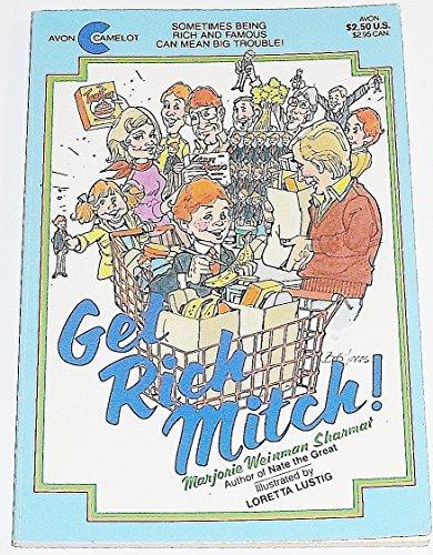 9780380701704: Get Rich Mitch (An Avon Camelot Book)