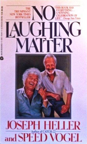 9780380702671: No Laughing Matter
