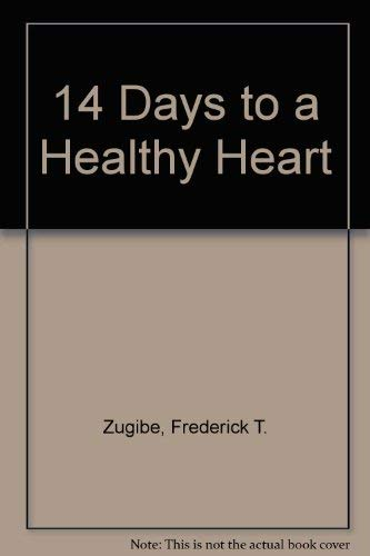 9780380702824: 14 Days to a Healthy Heart