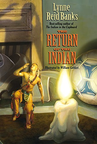 9780380702848: The Return of the Indian